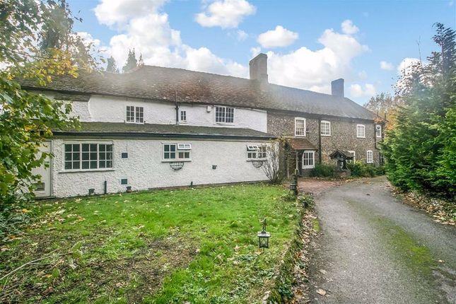 Thumbnail Detached house for sale in Limpsfield Road, Sanderstead, South Croydon, Surrey