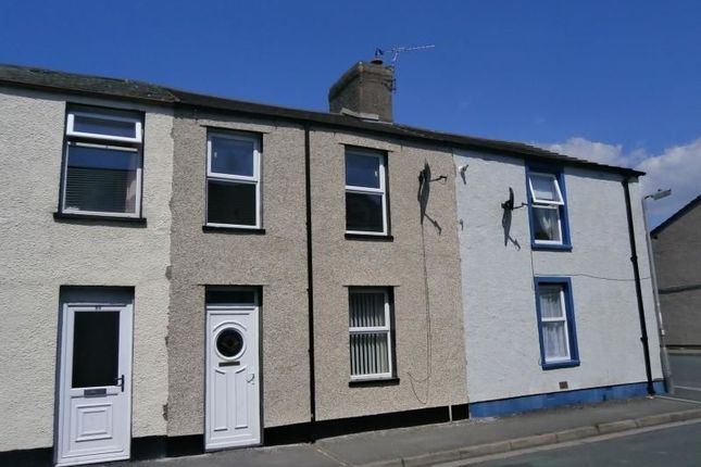 Thumbnail Terraced house to rent in Wellington Street, Millom