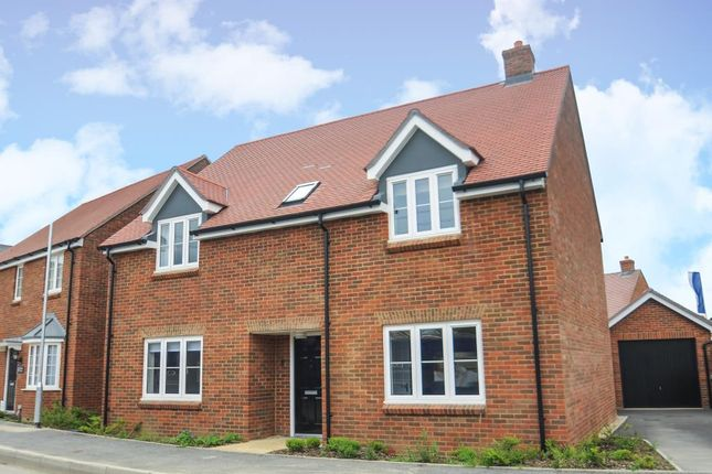 Thumbnail Detached house for sale in Botley, West Oxford City