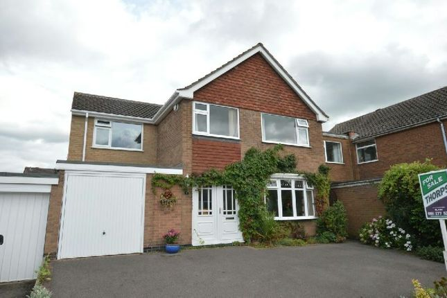 Thumbnail Detached house for sale in Maurice Drive, Countesthorpe, Leicester