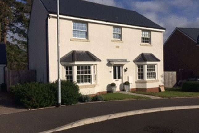 Thumbnail Detached house for sale in Crawshay Bailey Close, Gilwern, Abergavenny