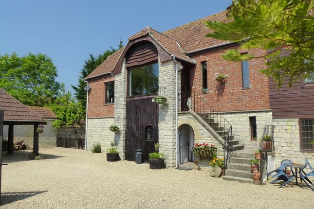 Thumbnail Detached house for sale in Back Street, West Camel, Yeovil
