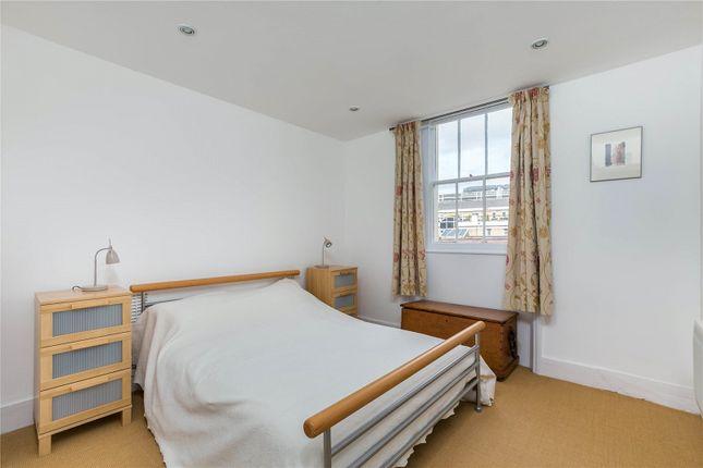 Bedroom of Eccleston Square, Pimlico, London SW1V