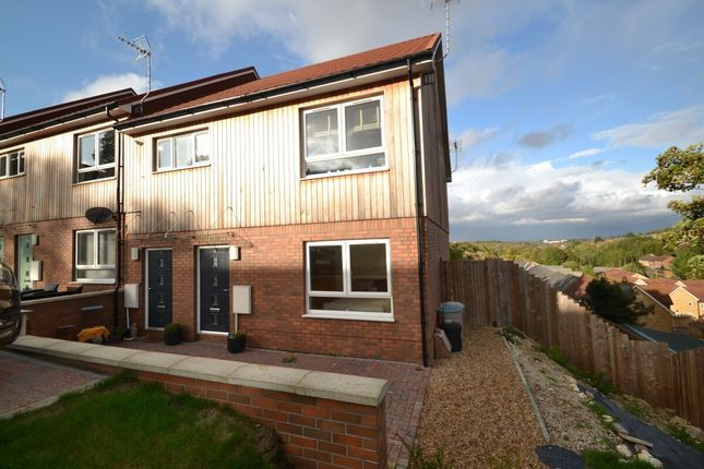 Thumbnail Flat to rent in Helms Way, Walderslade, Chatham