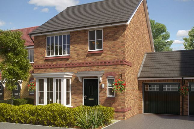 Thumbnail Detached house for sale in Western Avenue, Huyton
