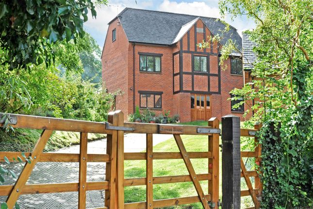 Thumbnail Detached house for sale in Flecknoe, Rugby