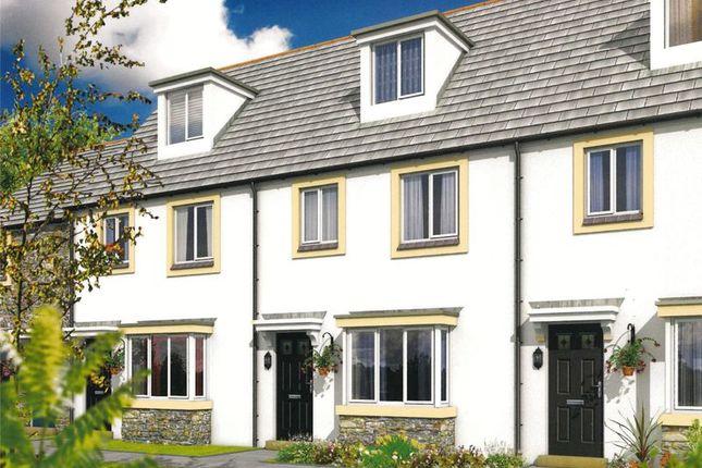 Thumbnail Terraced house for sale in Laroche Walk, Bodmin