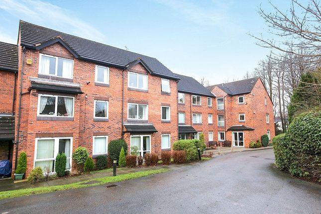 Thumbnail Flat to rent in Park Lane, Poynton, Stockport