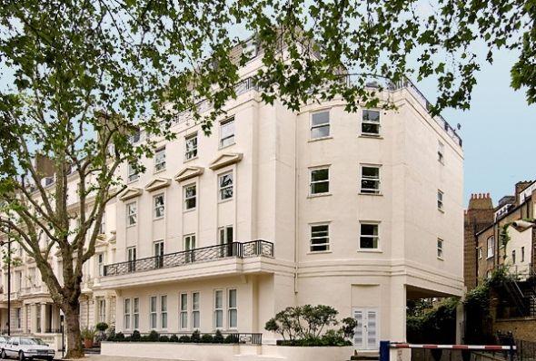 Thumbnail Flat to rent in Randolph Avenue, London