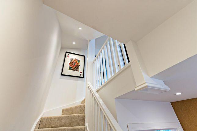 Staircase of 6, Albury Place, Shrewsbury SY1