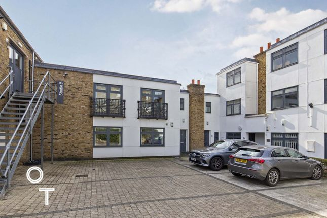 Thumbnail Flat for sale in St. Paul's Crescent, Camden