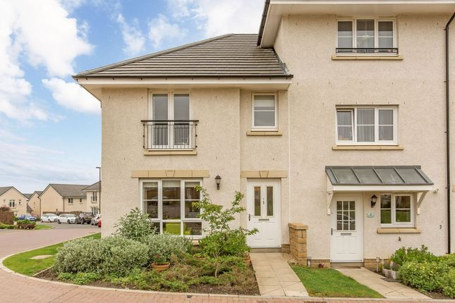 Thumbnail End terrace house for sale in 1 South Chesters Place, Bonnyrigg