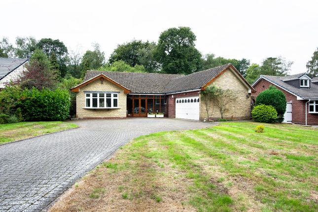Thumbnail Detached bungalow for sale in Birch Drive, Little Aston, Sutton Coldfield