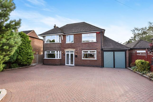 Thumbnail Detached house to rent in Nottingham Road, Ripley