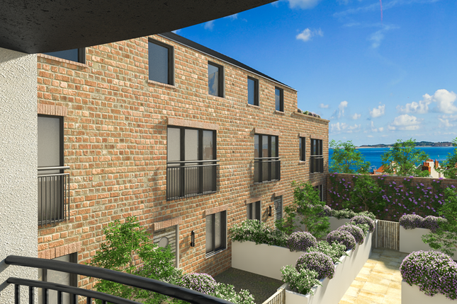 Thumbnail Flat for sale in Les Amballes, St. Peter Port, Guernsey