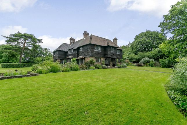 Thumbnail Detached house for sale in Hayes Lane, Slinfold, Horsham, West Sussex