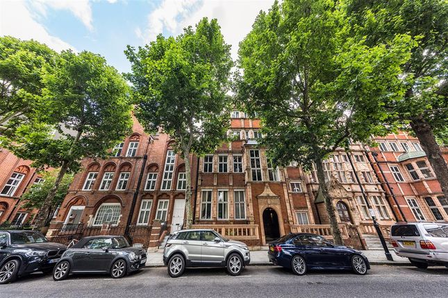 Exterior of Collingham Gardens, London SW5