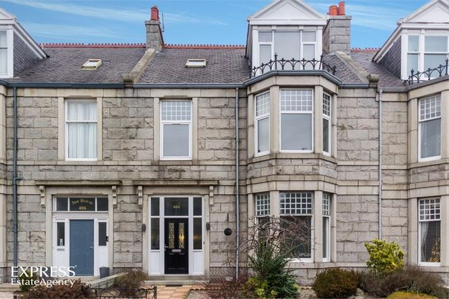 Thumbnail Terraced house for sale in Great Western Road, Aberdeen