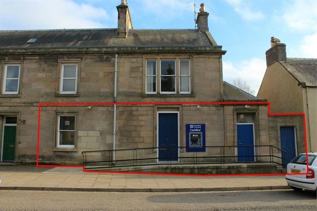 Thumbnail Commercial property to let in Offices/ Retail/ Cafe, High Street, Earlston