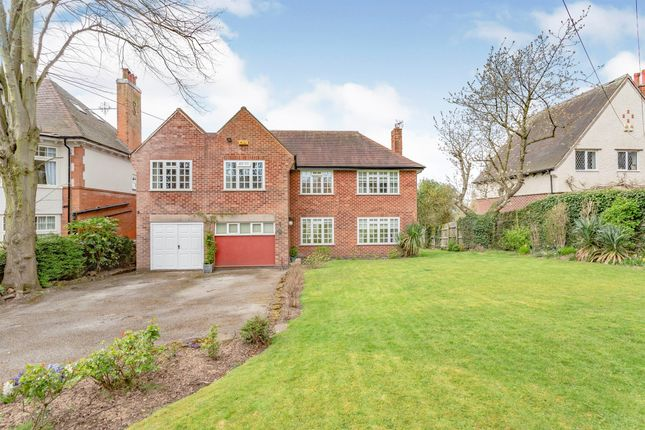 Thumbnail Detached house for sale in Lucknow Drive, Mapperley Park, Nottingham