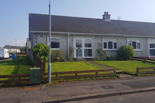Thumbnail End terrace house to rent in Clark Place, Newton Mearns, Glasgow