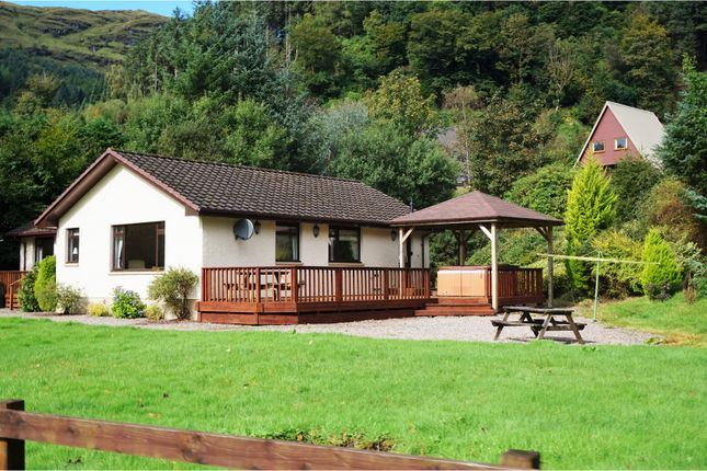 Thumbnail Detached bungalow for sale in 1 Drimsynie Drive, Lochgoilhead