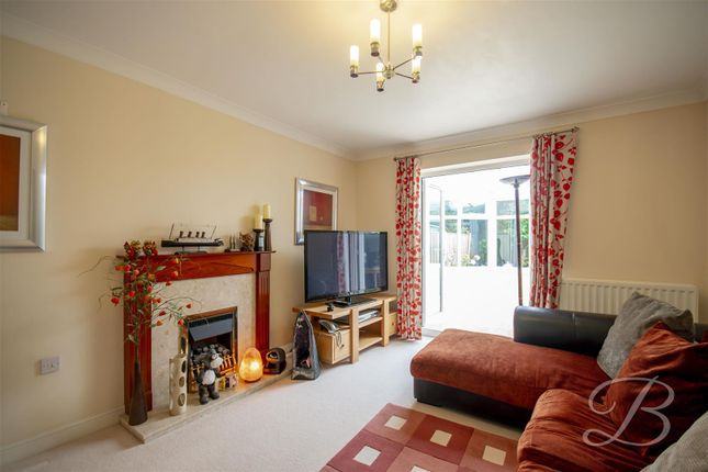 Thumbnail Detached house for sale in Broadlands Close, Sutton-In-Ashfield