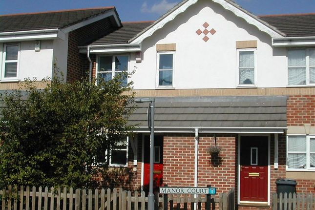 Thumbnail Property to rent in Manor Court, Cippenham, Slough