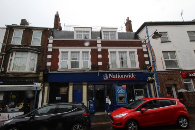 Thumbnail Flat to rent in High Street, Sheerness