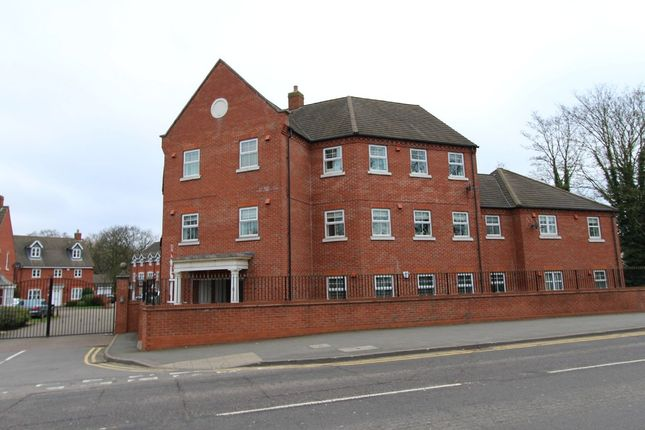 Thumbnail Flat for sale in Paddock Close, Wilnecote, Tamworth