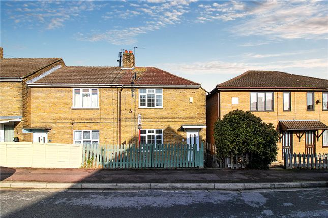 Thumbnail End terrace house to rent in Dongola Road, Strood, Kent