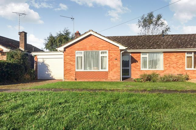 Thumbnail Semi-detached bungalow for sale in Dudley Avenue, Fordingbridge