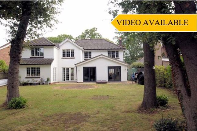 Thumbnail Detached house for sale in Fern Way, Titchfield, Fareham