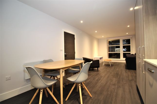 Aria Apartments 42 Chatham Street Leicester Le1 2 Bedroom Flat To