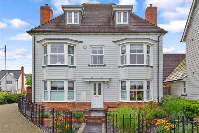 Thumbnail Detached house for sale in Diana Walk, Kings Hill, West Malling, Kent