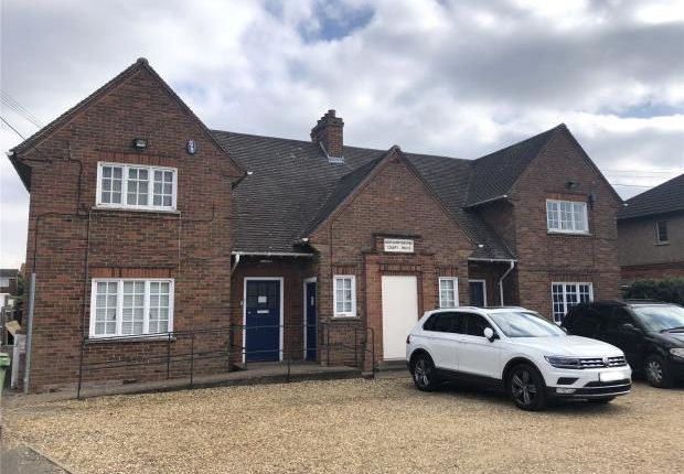 Thumbnail Detached house for sale in Thrapston Road, Finedon, Wellingborough