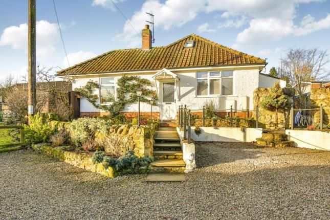 Thumbnail Bungalow for sale in Jubilee Terrace, Barton, Richmond, North Yorkshire