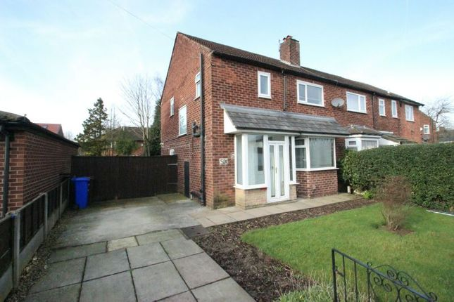 Thumbnail Semi-detached house for sale in Ashwell Road, Wythenshawe, Manchester