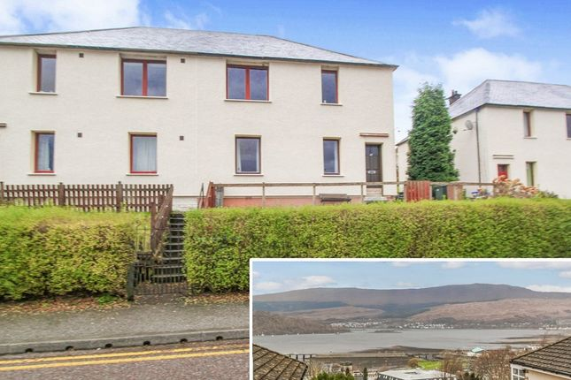 Thumbnail Flat for sale in Alma Road, Fort William, Inverness-Shire
