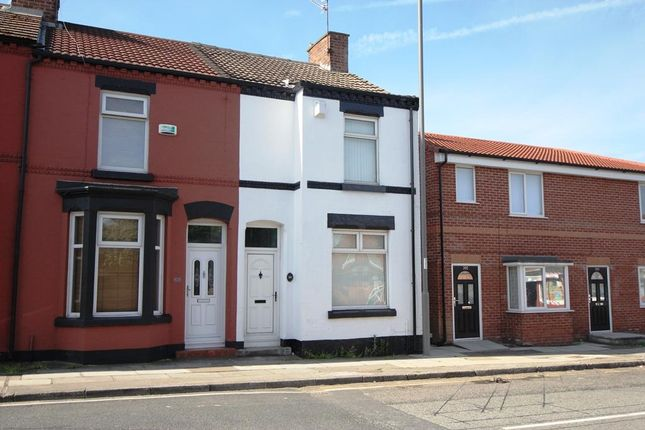 Thumbnail Terraced house to rent in Binns Road, Old Swan, Liverpool