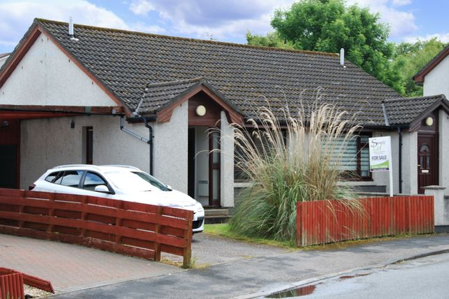 Semi-detached house for sale in Lochlann Terrace, Inverness