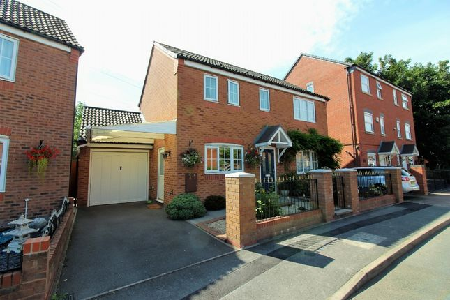 Thumbnail Detached house for sale in Princethorpe Road, Willenhall