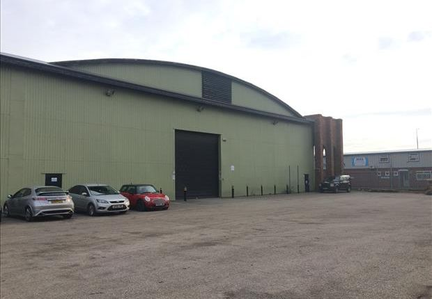Thumbnail Light industrial to let in 12A Hangar, Deeside Industrial Estate, Drome Road, Deeside, Flintshrie