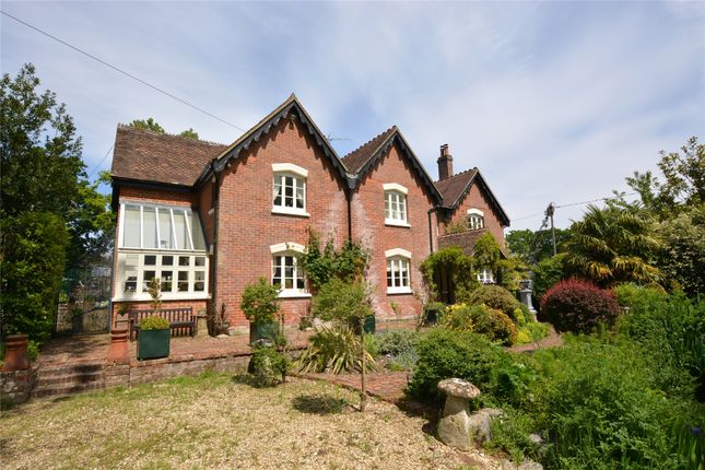 Thumbnail Detached house for sale in South Drive, Ossemsley, New Milton, Hampshire