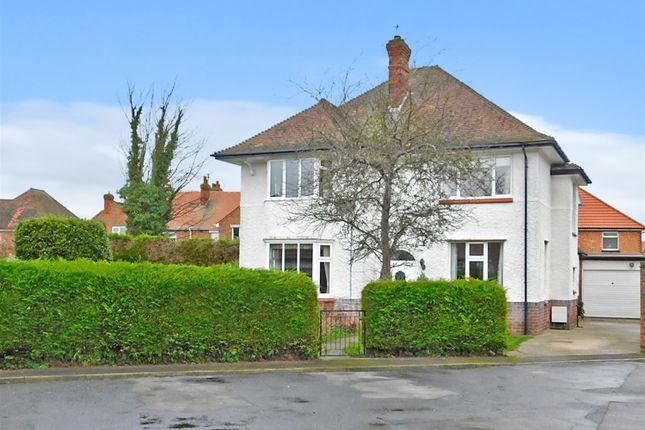 Thumbnail Detached house for sale in Willoughton Road, Skegness