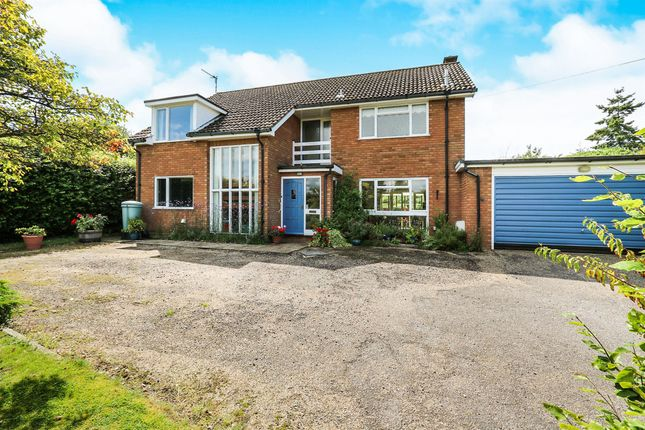 Thumbnail Detached house for sale in Primrose Cottages, The Street, Bredfield, Woodbridge