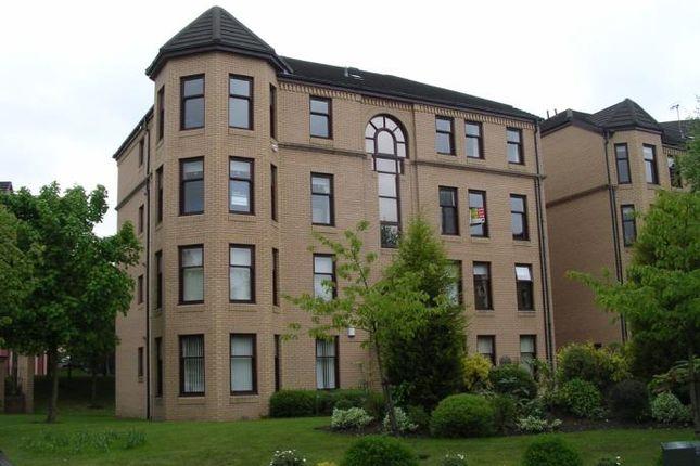 Thumbnail Flat to rent in Hughenden Gardens, Glasgow