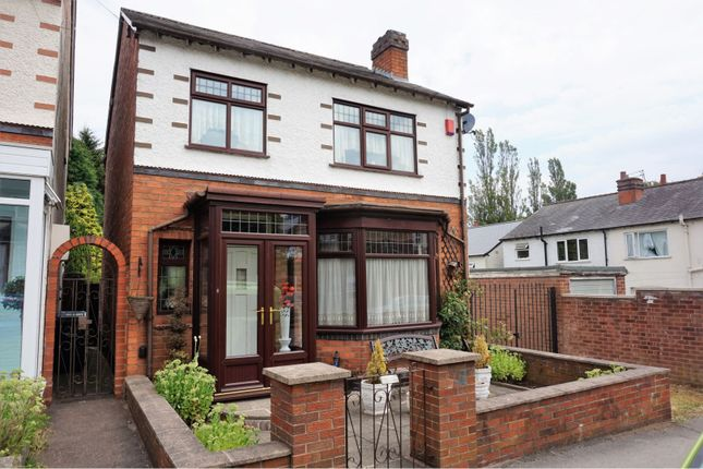 Thumbnail Detached house for sale in Galton Road, Smethwick