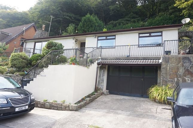 3 bed detached bungalow for sale in Pontbren Road, Crumlin, Newport, Caerphilly
