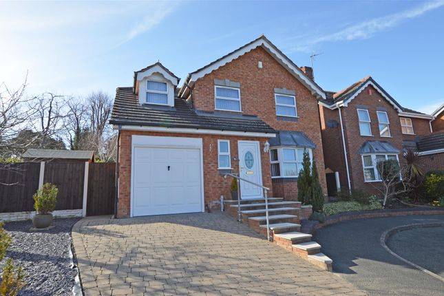 Thumbnail Detached house for sale in Bryn Twr, Abergele, Conwy